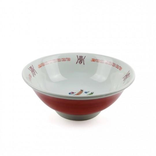 Tô Sứ Phụng Đỏ – Trung Quốc – 21 x 8 cm – 44107