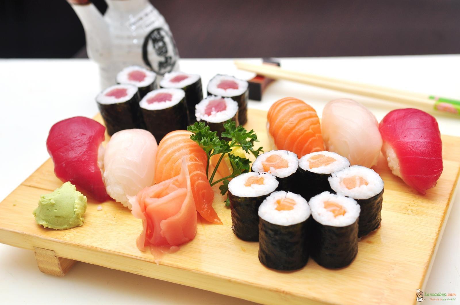 van-hoa-am-thuc-nhat-ban-sushi