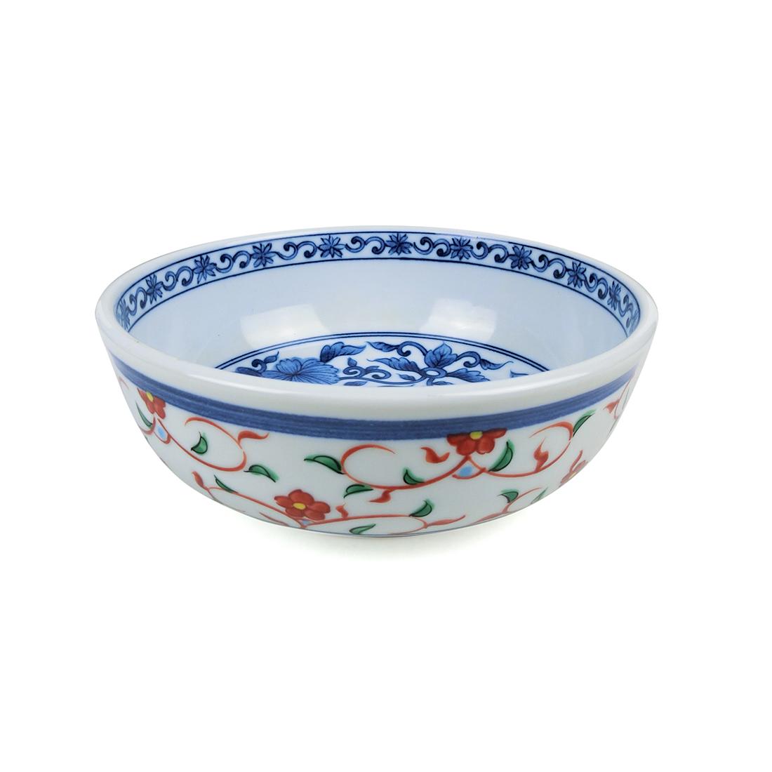 Tô Sứ Men Lam Chikusai Kiln - Nhật - 15.5 x 5.5 cm - 442435