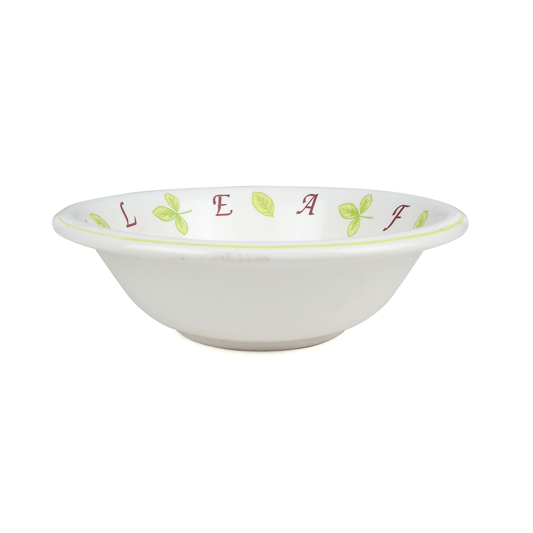 Bộ 4 Tô Sứ Tealeaf - Nhật - 17 x 5 cm - 443409