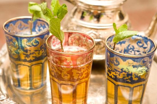 Morocco – Mint Tea