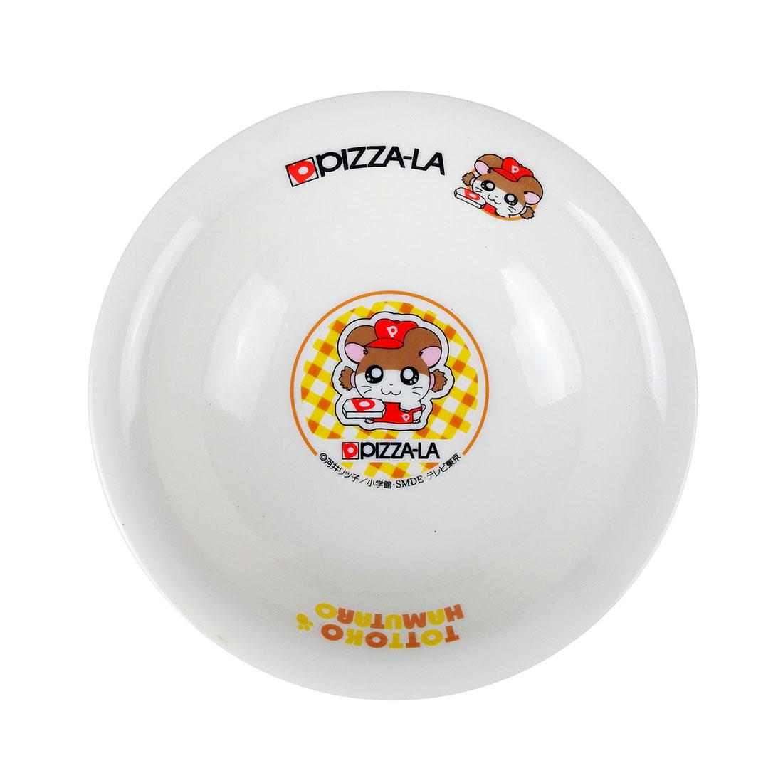 Cặp Tô Sứ Hình Mèo Pizza -La - Nhật - 16 x 4 cm - 443672