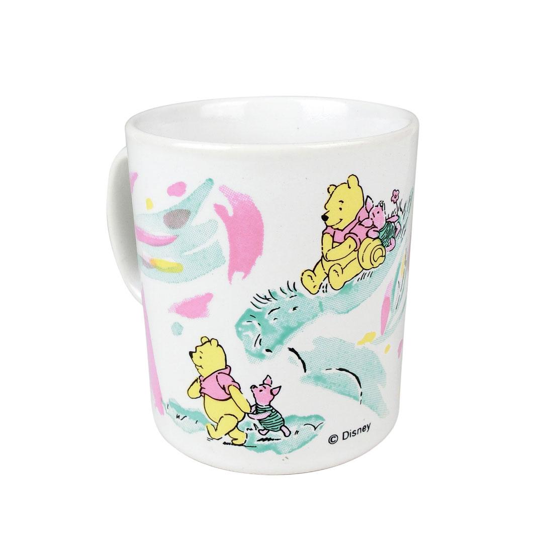 Ly Sứ Có Quai Winnie The pooh - Anh - 8 x 9 cm - 113793